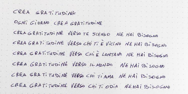 Crea Gratitudine Andrea Mamone